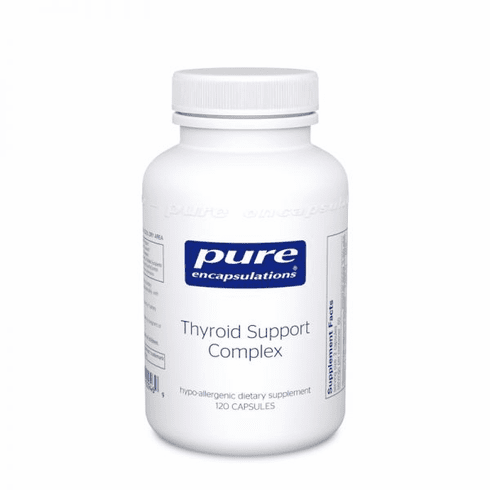 Thyroid Support Complex (120VC) by Pure Encapsulations