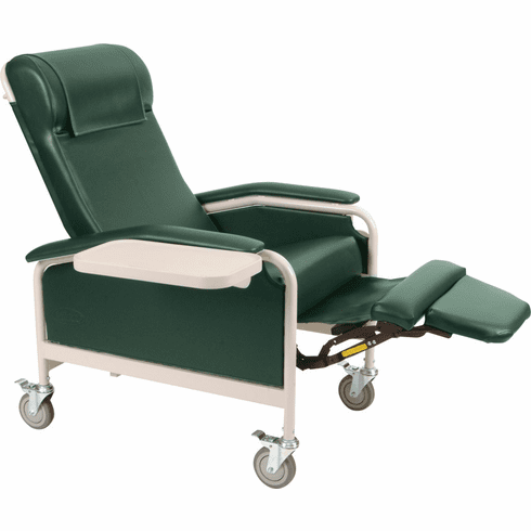 Winco Care Cliner with Nylon Casters #6530