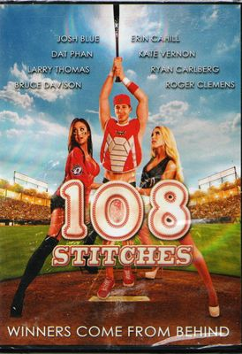108 Stitches movie DVD BRAND NEW