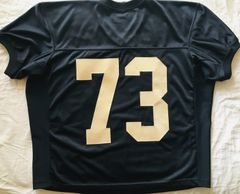 2004 Iowa Hawkeyes team issued authentic Nike Throwback Game jersey