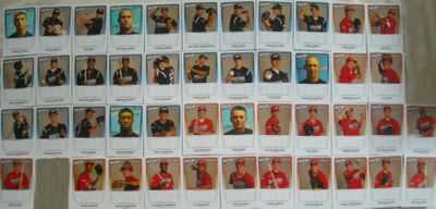 2011 Perfect Game Bowman Rookie Card near complete set Carlos Correa David Dahl Max Fried Joey Gallo
