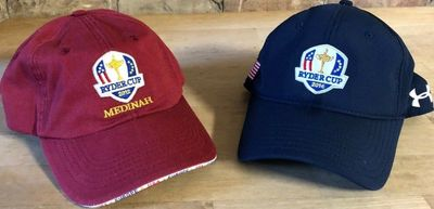 2012 or 2016 Ryder Cup golf cap or hat
