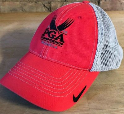 2014 PGA Championship Valhalla Nike golf cap or hat (Rory McIlroy wins 4th major title)