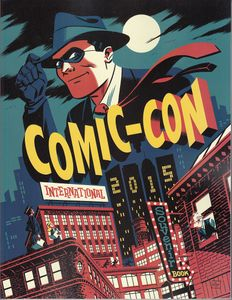 2015 San Diego Comic-Con program magazine MINT (Will Eisner The Spirit)