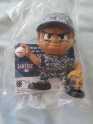 2016 MLB All-Star FanFest Lil Teammates mini action figure NEW