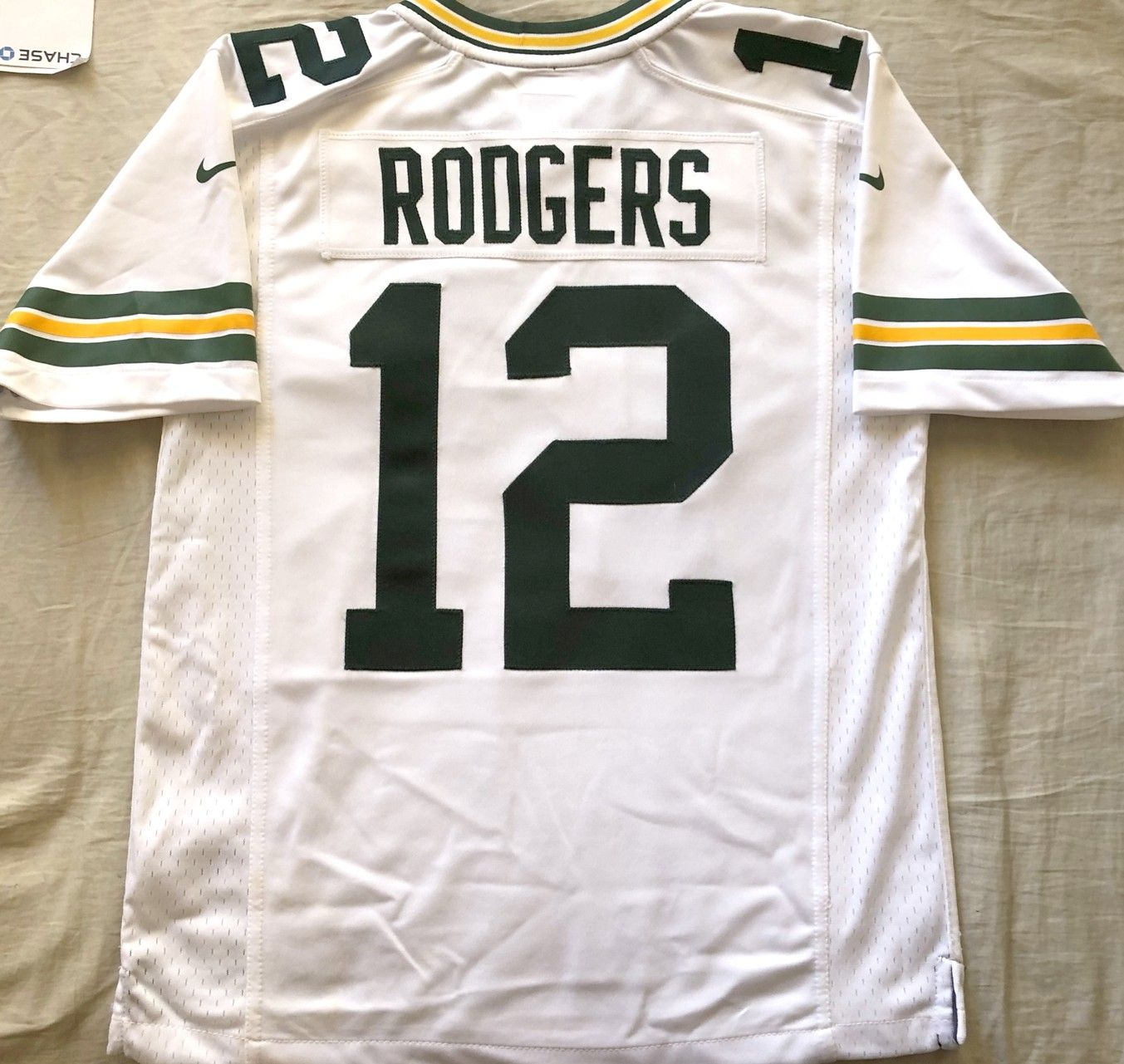 authentic packers jersey