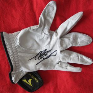 Ai Miyazato autographed 2013 LPGA Kia Classic tournament worn or used TourStage golf glove