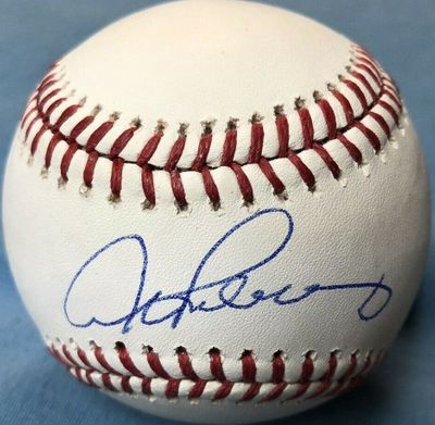 Alex Rodriguez autographed official Rawlings MLB baseball