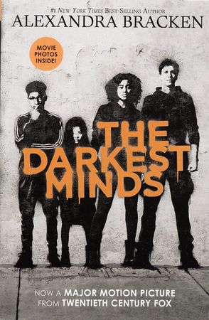 Alexandra Bracken & Miya Cech autographed The Darkest Minds 2018 movie edition paperback book