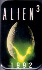 Alien 3 movie original 1992 button or pin