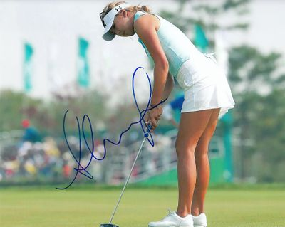 Alison Lee autographed 8x10 photo