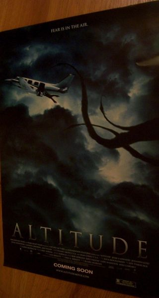 Altitude movie 17x24 promo poster