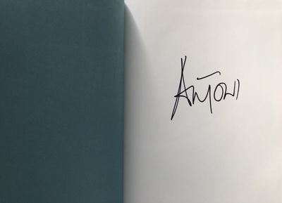 Antoni Porowski autographed Antoni in the Kitchen hardcover cookbook