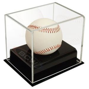Baseball acrylic display case