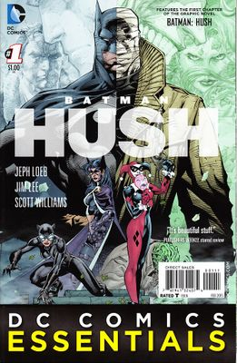 Batman Hush 2015 DC Comics Essentials issue #1