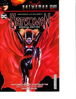Batwoman Special Edition 2019 San Diego Comic-Con DC comic book