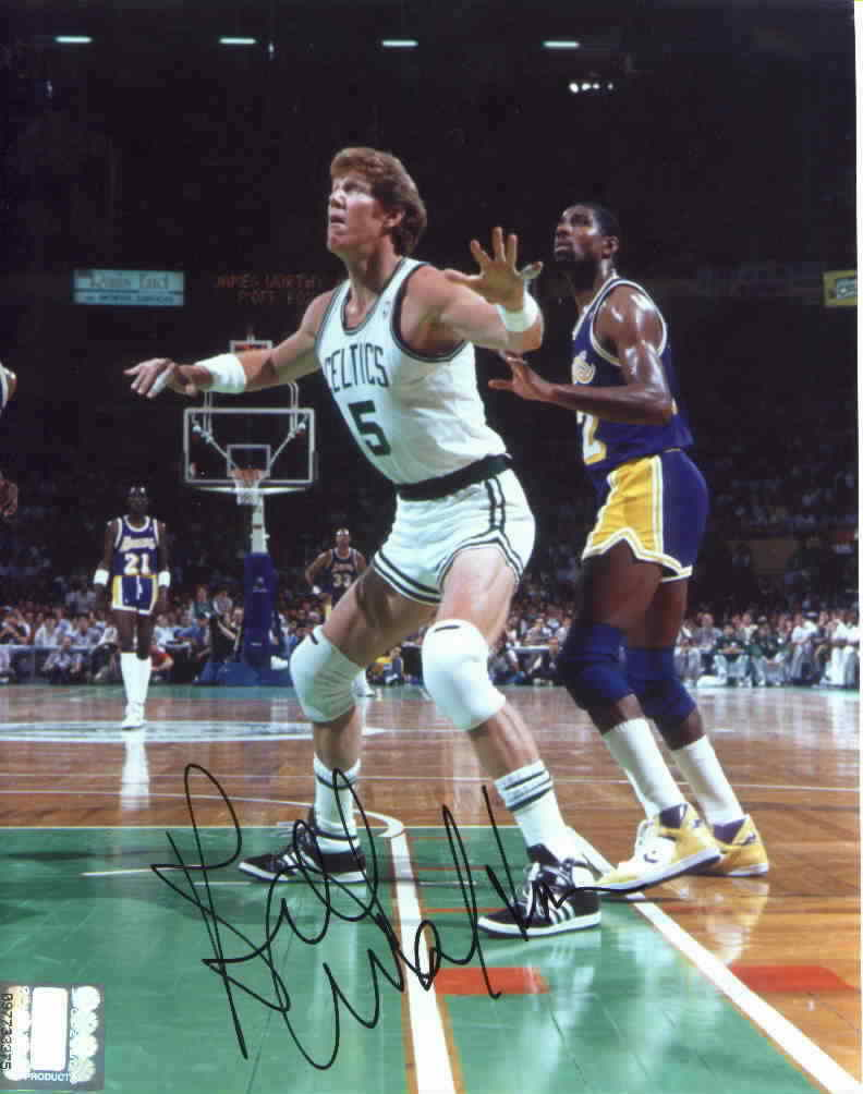quality design 1c24b 239ef Bill Walton autographed Boston Celtics 8x10 photo