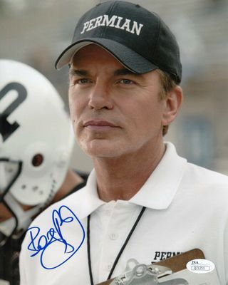 Billy Bob Thornton autographed Friday Night Lights 8x10 movie photo (JSA)