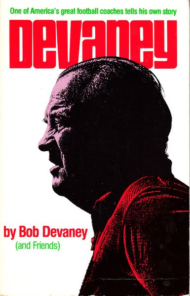 Bob Devaney (Nebraska Cornhuskers football coach) paperback book