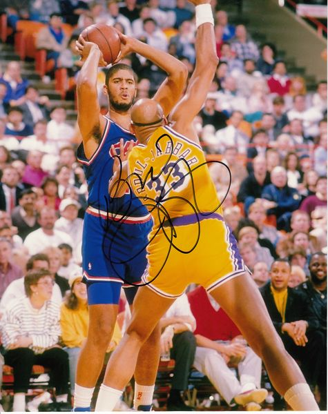 Brad Daugherty autographed Cleveland Cavaliers 8x10 photo
