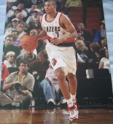Brandon Roy autographed Portland Trail Blazers 11x14 photo