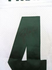 Brett Favre autographed Green Bay Packers authentic original 1997 Starter stitched white jersey