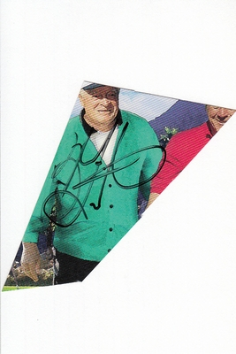 Bruce Lietzke autograph or cut signature