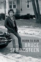 Bruce Springsteen autographed Born To Run hardcover signed first edition book