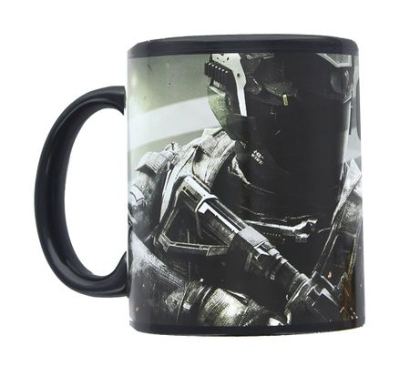 Call of Duty Infinite Warfare ceramic coffee mug BRAND NEW