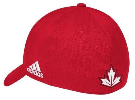 Team Canada 2016 World Cup of Hockey official Adidas cap or hat NEW