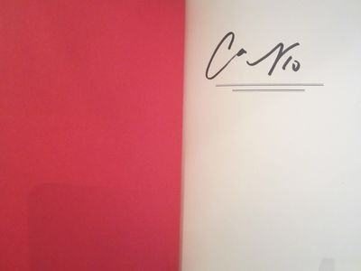 Carli Lloyd autographed When Nobody Was Watching hardcover book