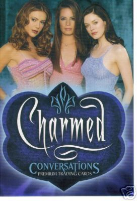 Charmed Conversations 2005 promo card P-1