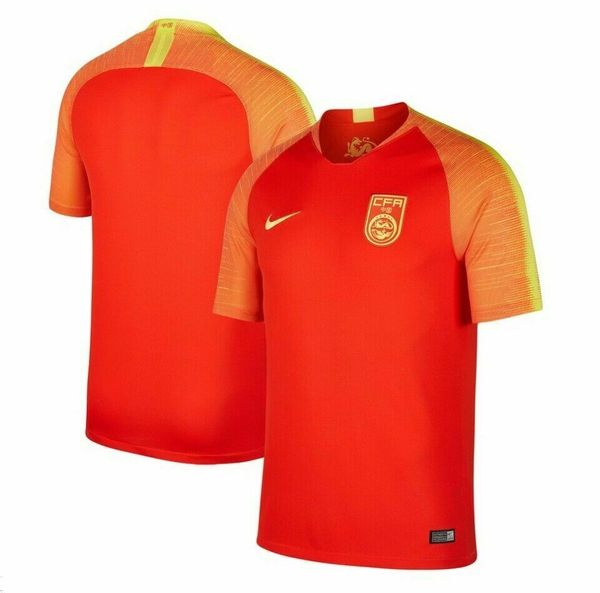 China 2018 and 2019 Women's World Cup authentic Nike red soccer jersey or kit NEW WITH TAGS