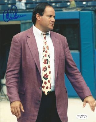 Chris Berman autographed 8x10 photo (JSA)