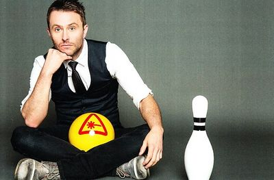Chris Hardwick Nerdist Industries 2015 Comic-Con 4x6 photo card