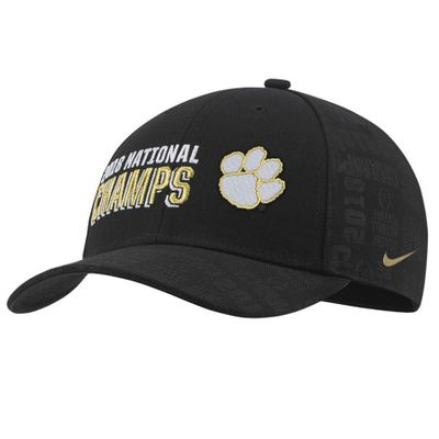 Clemson Tigers 2018 National Champions Nike locker room cap or hat NEW