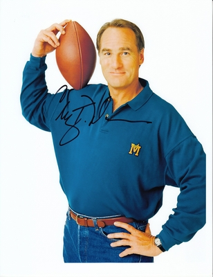 Craig T. Nelson autographed Coach 8x10 photo
