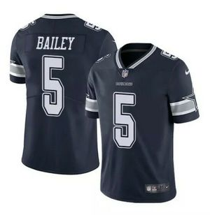 Dan Bailey Dallas Cowboys authentic Nike Limited stitched blue jersey NEW WITH TAGS