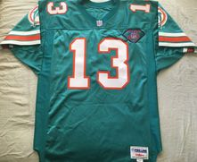 Dan Marino autographed Miami Dolphins 1994 authentic Wilson Pro Line game model aqua jersey