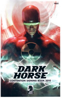 Dark Horse 2010 Comic-Con Convention Signing Comic Book (Doctor Solar cover)