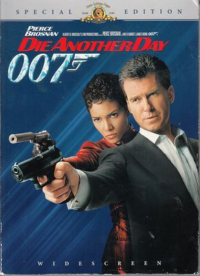 Die Another Day 007 movie Special Edition widescreen DVD LIKE NEW
