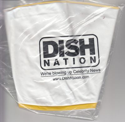 Dish Nation 2013 Comic-Con promo beach ball