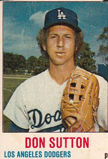 Don Sutton Los Angeles Dodgers 1978 Hostess baseball card