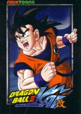 Dragon Ball Z Kai 2010 San Diego Comic-Con Nick Toons promo card RARE