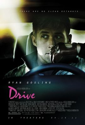 Drive movie 5x7 promo card (Ryan Gosling)