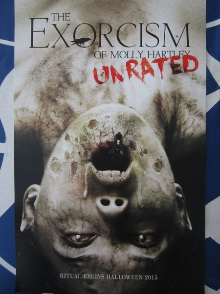 Exorcism of Molly Hartley mini 11x17 movie poster