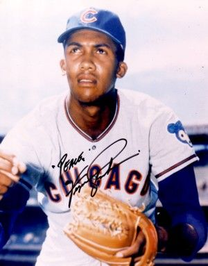 Fergie Jenkins autographed Chicago Cubs 8x10 photo