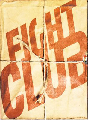 Fight Club movie Collector's Edition widescreen DVD LIKE NEW