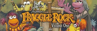 Fraggle Rock Volume One promo bookmark
