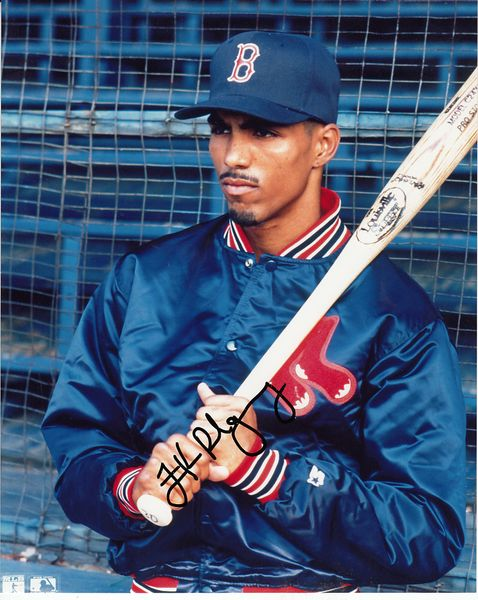 Frankie Rodriguez autographed Boston Red Sox 8x10 photo